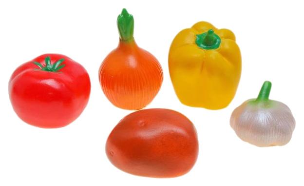 Набор овощей игрушечный Игрушки СИ 317