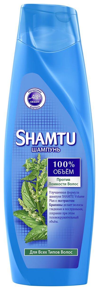 Шампунь Shamtu Против ломкости волос фото