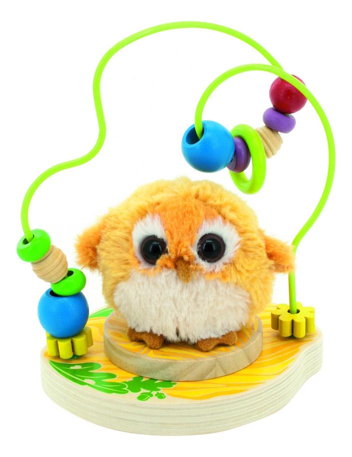 Развивающая игрушка МДИ Лабиринт Совушка
