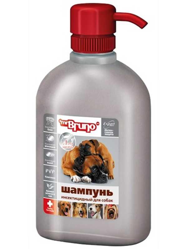 Шампунь для собак Mr.Bruno Expert инсектицидный, 350 мл