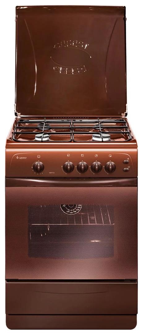 Газовая плита GEFEST ПГ 1200 C6 K19 Brown