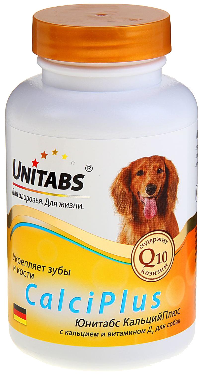 Витаминный комплекс для собак Unitabs CalciPlus,