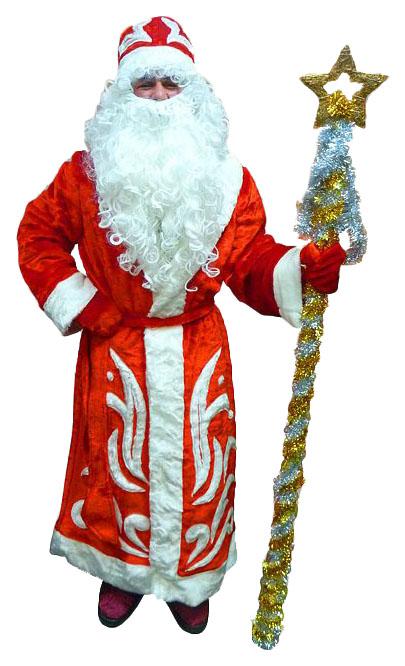 Новогодний костюм Бока Дед Мороз 901 рост