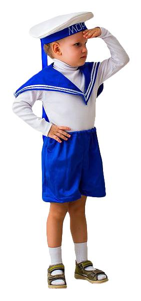 Карнавальный костюм Бока Моряк 1980 рост
