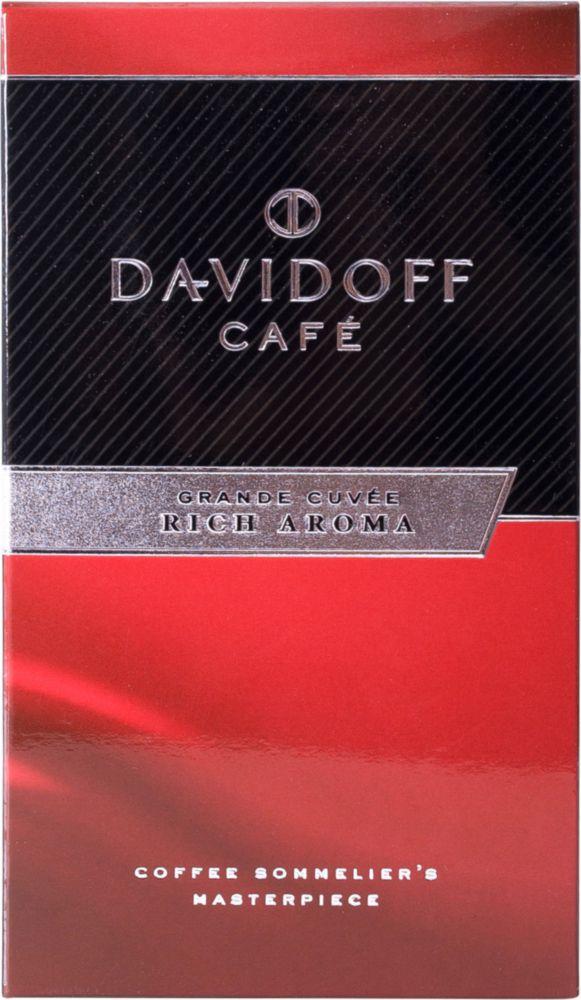 Кофе молотый Davidoff rich aroma 250 г