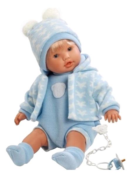 Кукла Llorens Нико 48 см
