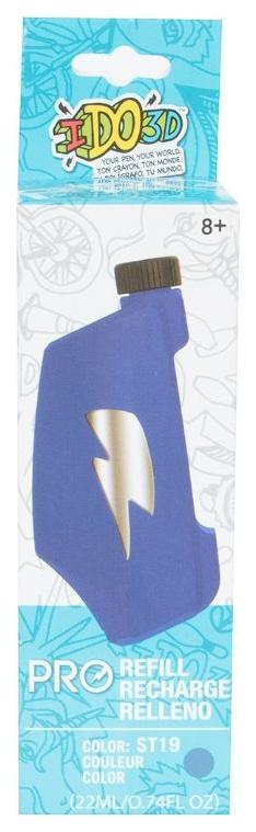 Картридж Redwood синий для 3D ручки Вертикаль