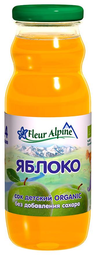 Сок Fleur Alpine Organic Яблоко с