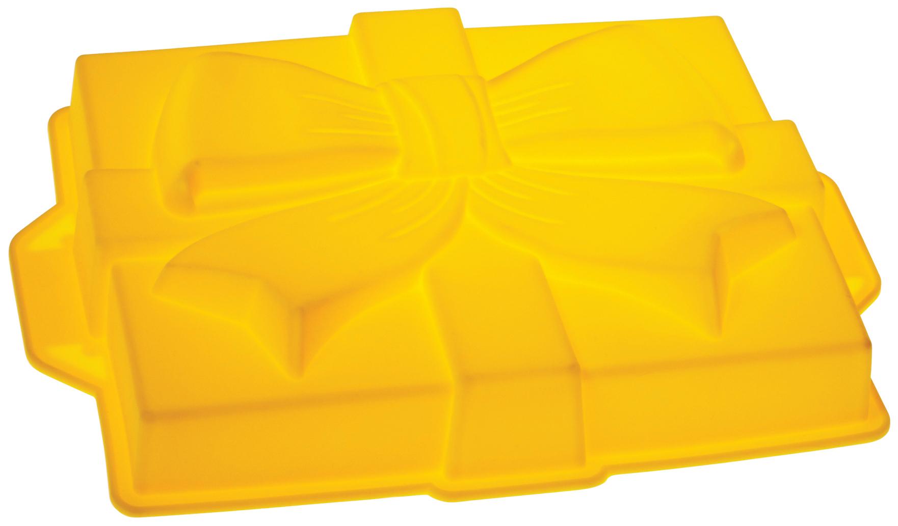 Форма для выпечки Regent Inox Silicone 93-SI-FO-39 Желтый фото