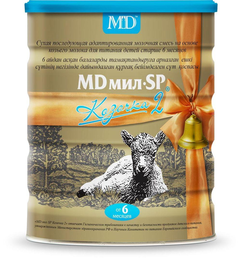 Молочная смесь MD мил SP Козочка