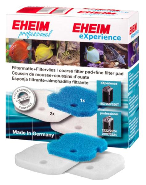 Губка для внешнего фильтра Eheim 2222/2224, комплект,