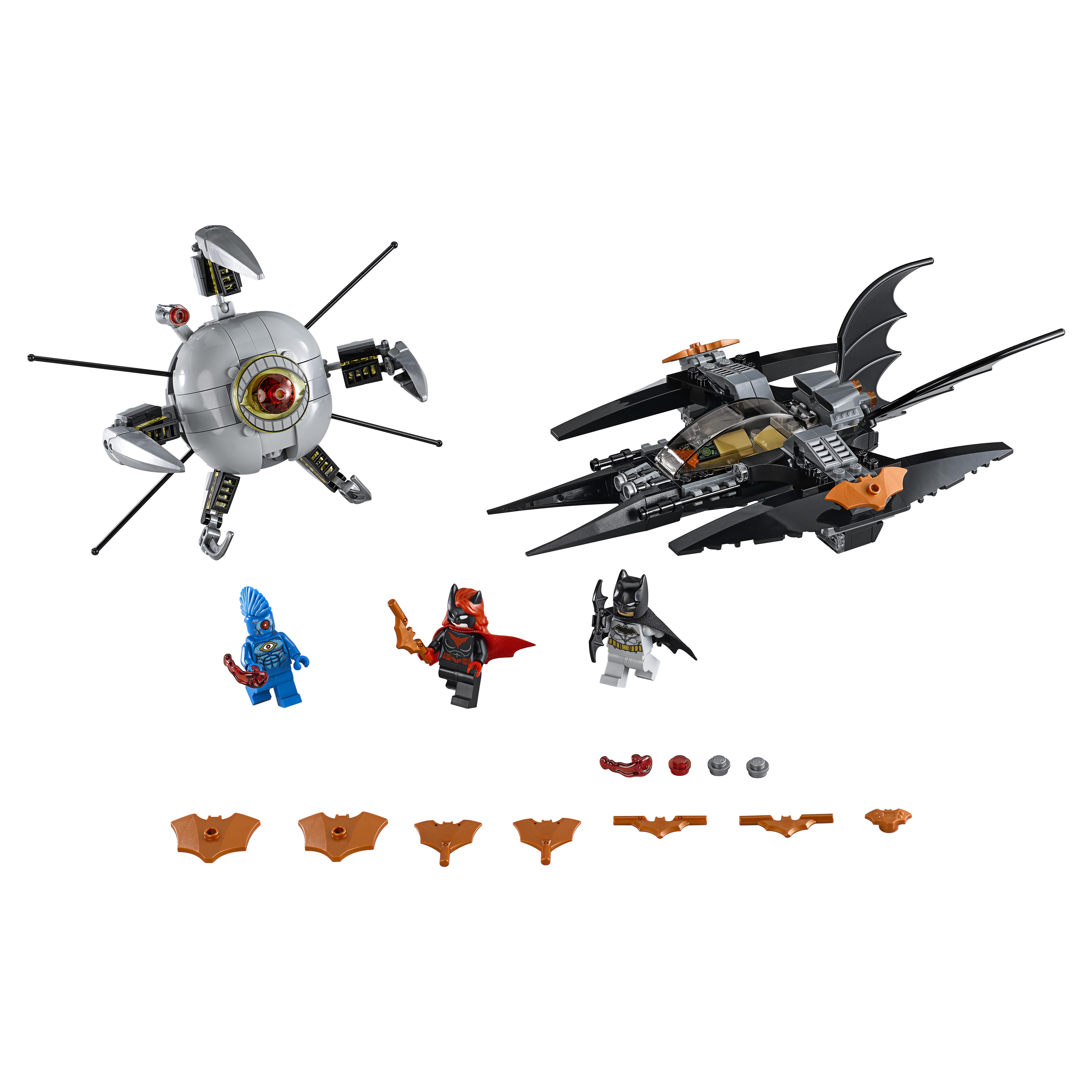 Конструктор LEGO DC Comics Бэтмен: ликвидация Глаза брата 76111 фото