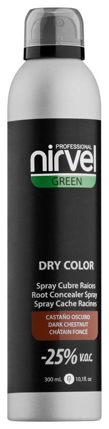 Спрей для волос Nirvel Dry Color Dark
