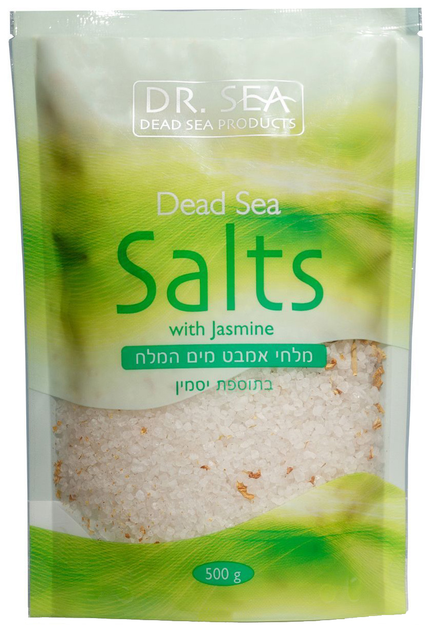 Соль Dr. Sea с жасмином, 500 г