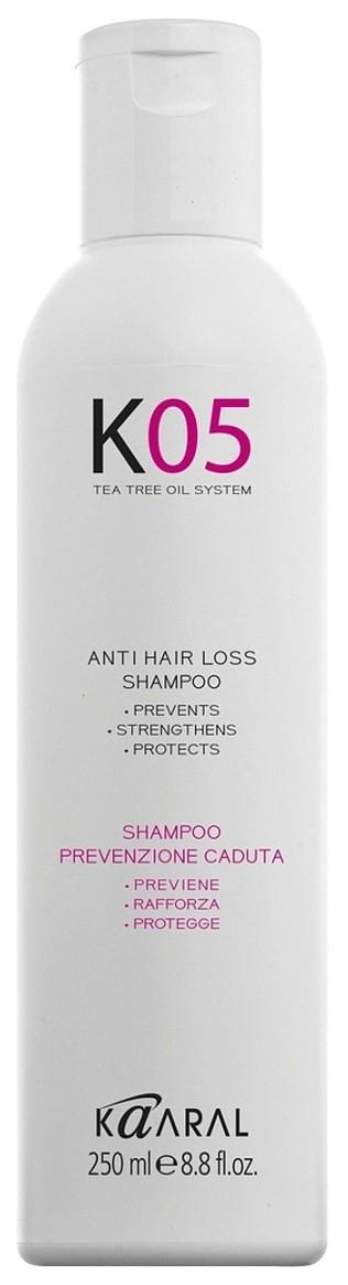 Купить Шампунь Kaaral К05 Anti Hair Loss Shampoo 250 мл