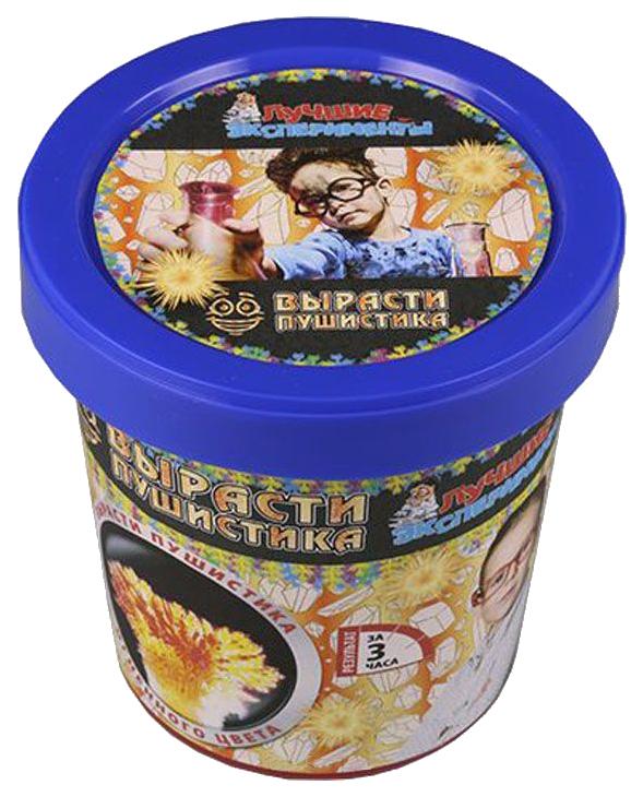 Купить Набор для выращивания кристаллов Qiddycome Вырасти пушистика огненного, Наборы для выращивания кристаллов