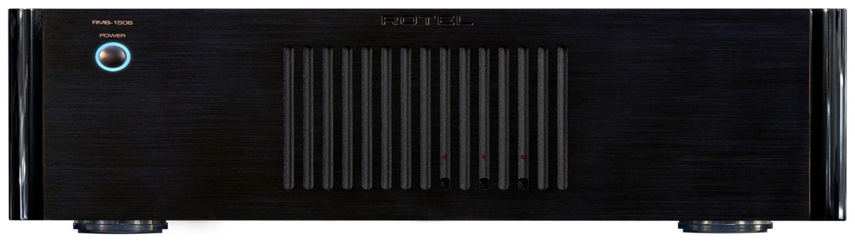 Усилитель мощности Rotel RMB 1506 Black
