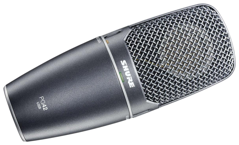 Микрофон Shure PG42USB