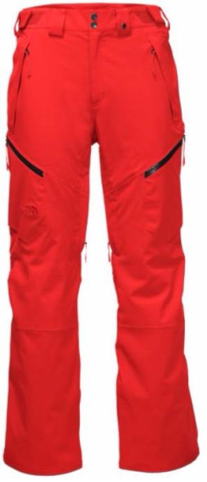 Брюки The North Face Chakal мужские красные