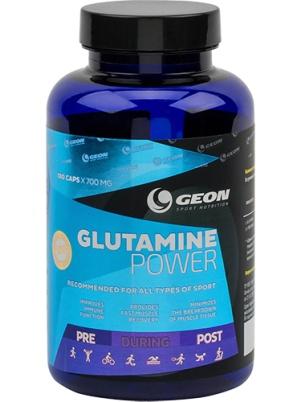 Geon Glutamine Powder 180 капсул без вкуса фото