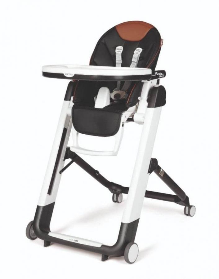 Детский стульчик Peg-Perego Siesta Follow Me Ebony
