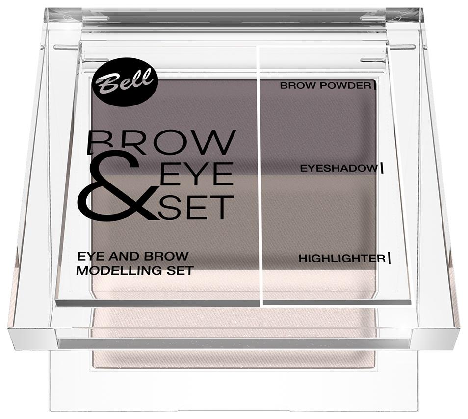 Набор для макияжа BELL Brow And