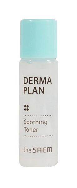 Тонер The Saem Derma Plan Soothing Toner