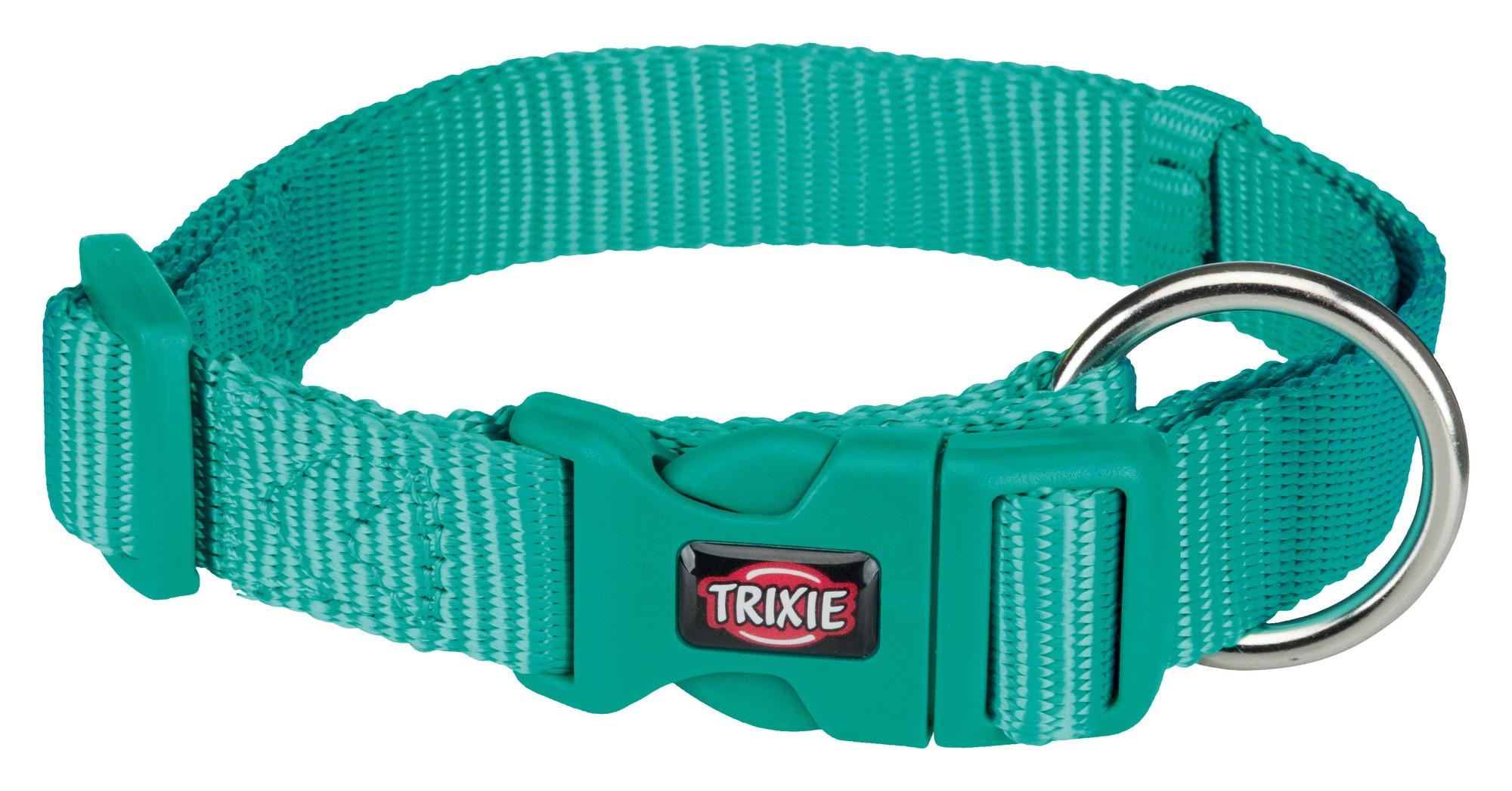 Ошейник для собак TRIXIE Premium, океан, S–M, 30–45см, 15мм