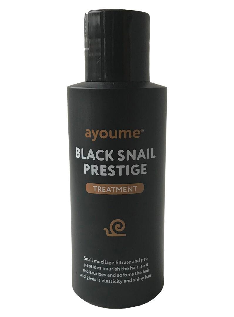 Маска для волос AYOUME BLACK SNAIL PRESTIGE TREATMENT