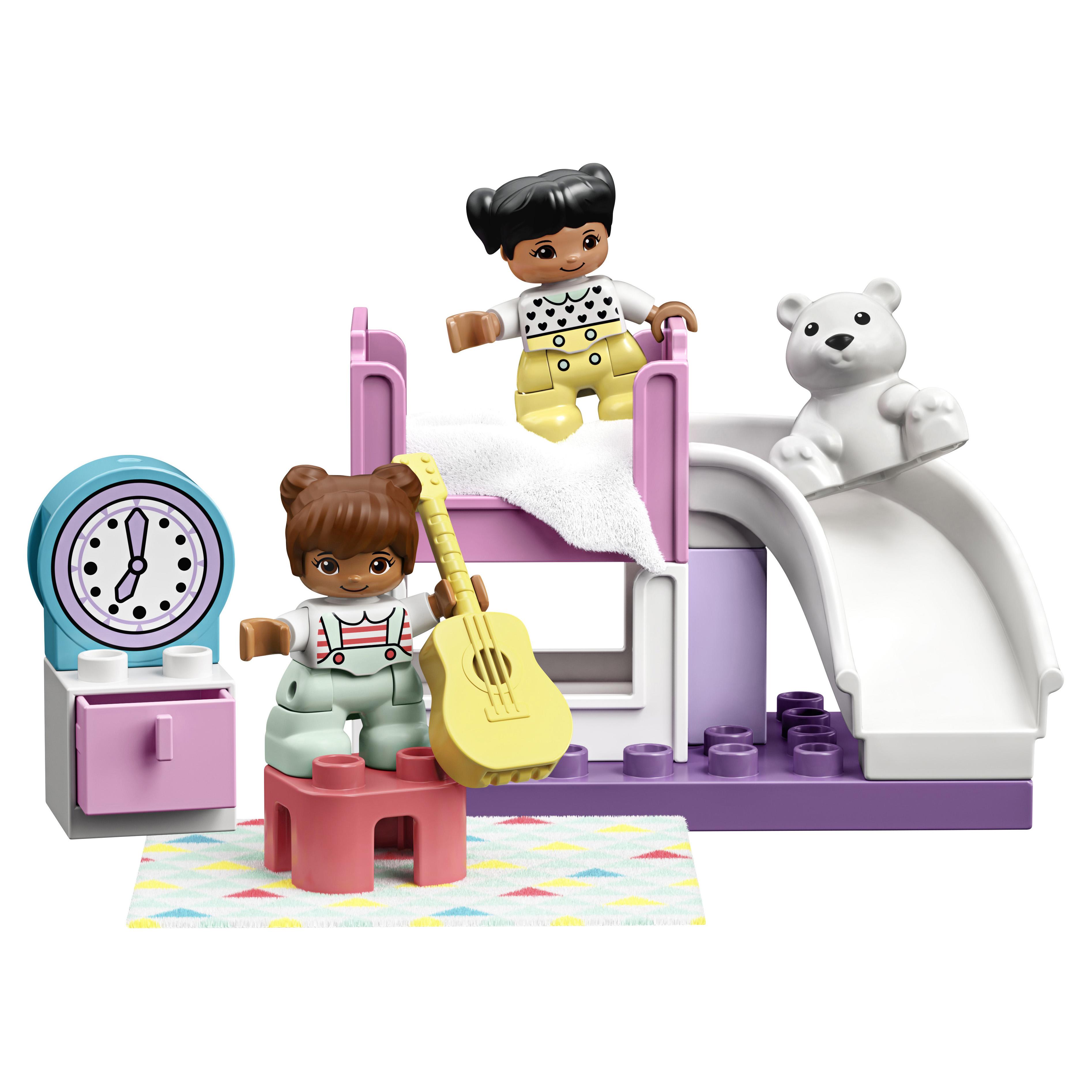 Конструктор LEGO DUPLO Town 10926 Спальня фото