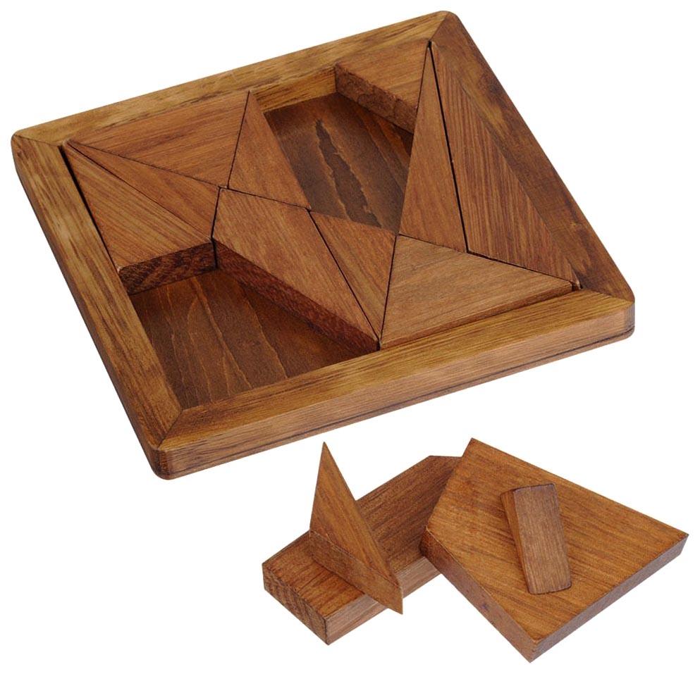 Головоломка Professor Puzzle Танграм Архимеда код 1100