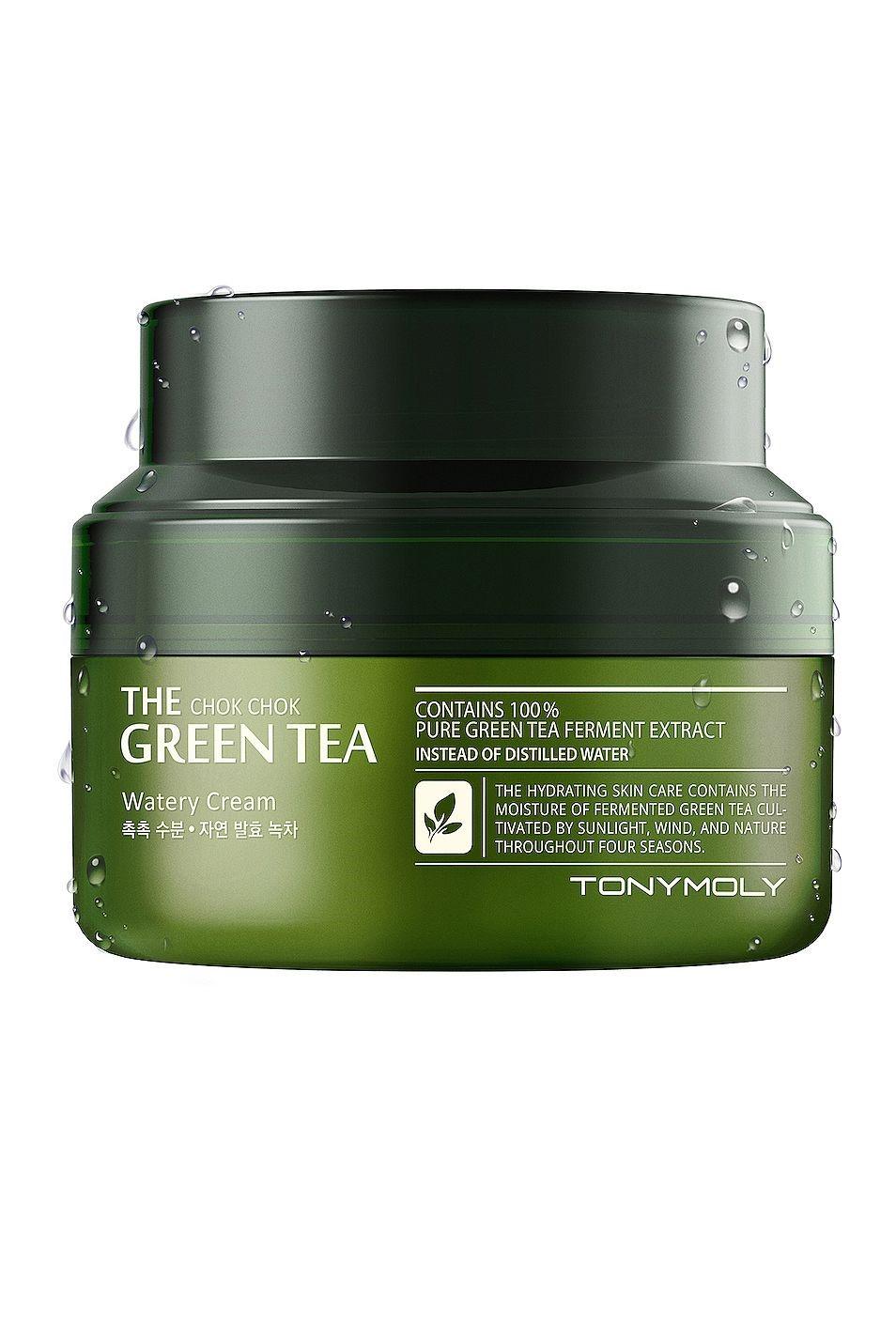 Купить Крем для лица Tony Moly The Chok Chok Green Tea