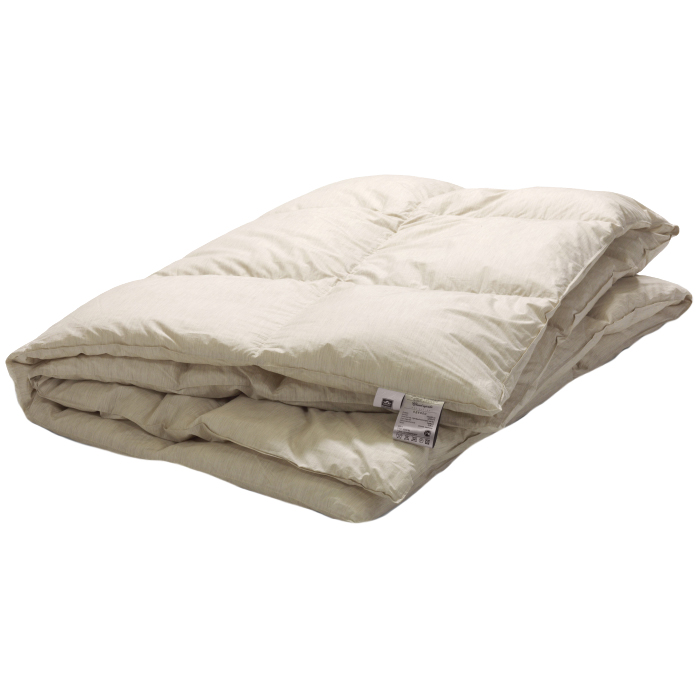 Одеяло пуховое «Цветок персика», размер 150х200 см. по цене 58 890