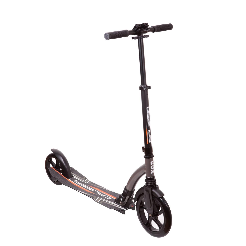 Купить Самокат RGX CRUISER Black/Silver, Самокаты детские двухколесные