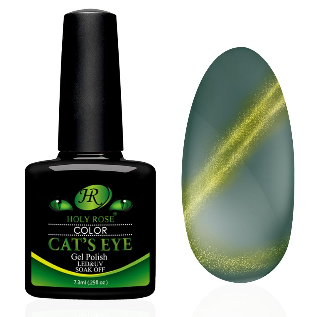 Гель-лак Holy Rose Cat\'s Eye \