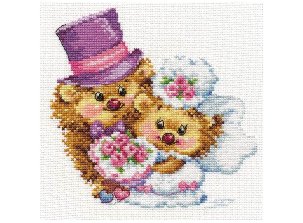 Набор для вышивания Алиса \
