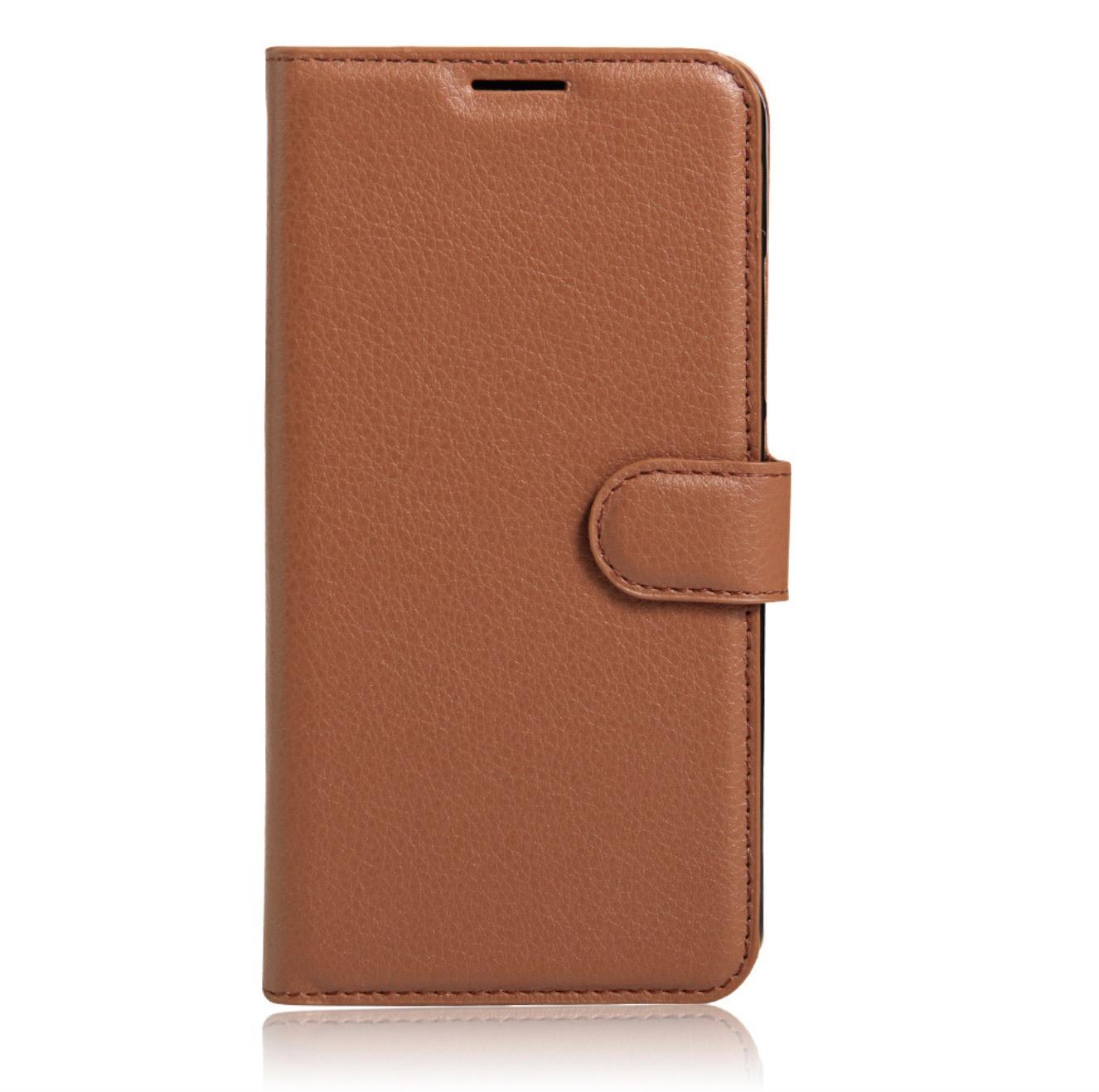 Чехол MyPads для Sony Xperia Z5 / Z5 Dual Sim E6603/E6633 Brown