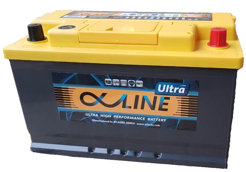 Аккумулятор ALPHALINE ULTRA 90R фото