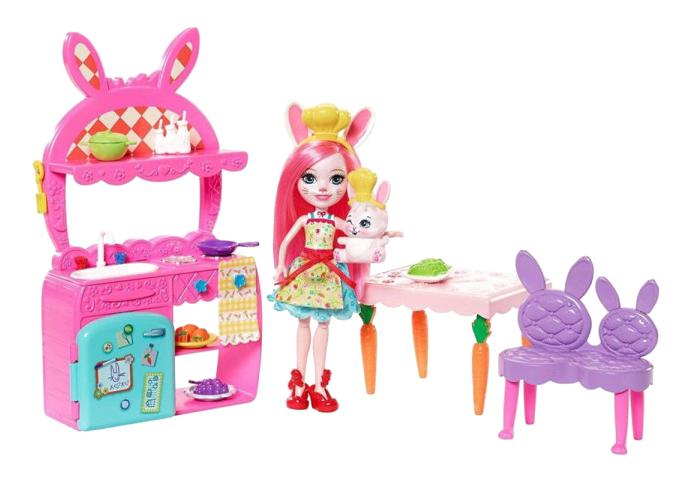 Купить Игровой набор Enchantimals FRH47, Куклы