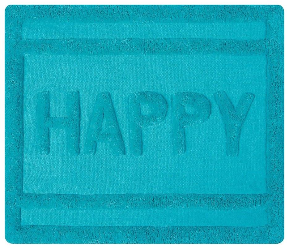 Коврик для ванной Spirella Happy Голубой