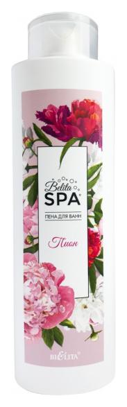 Пена для ванн Белита Belita SPA Пион