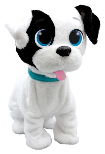 Купить Интерактивный щенок целующий Bowie Club Petz IMC Toys со звуковыми эффектами, с бутылочкой, Интерактивные мягкие игрушки