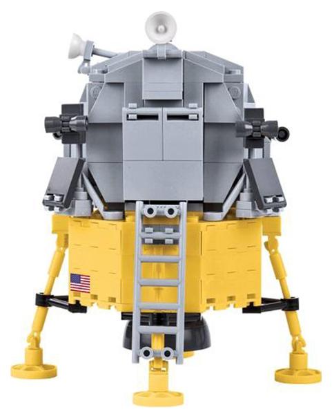 Конструктор пластиковый COBI Лунный посадочный модуль Аполлон (Apollo) фото