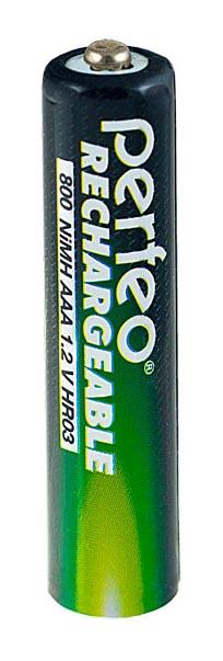 Аккумуляторная батарея Perfeo PF AAA800/2BL 2 шт