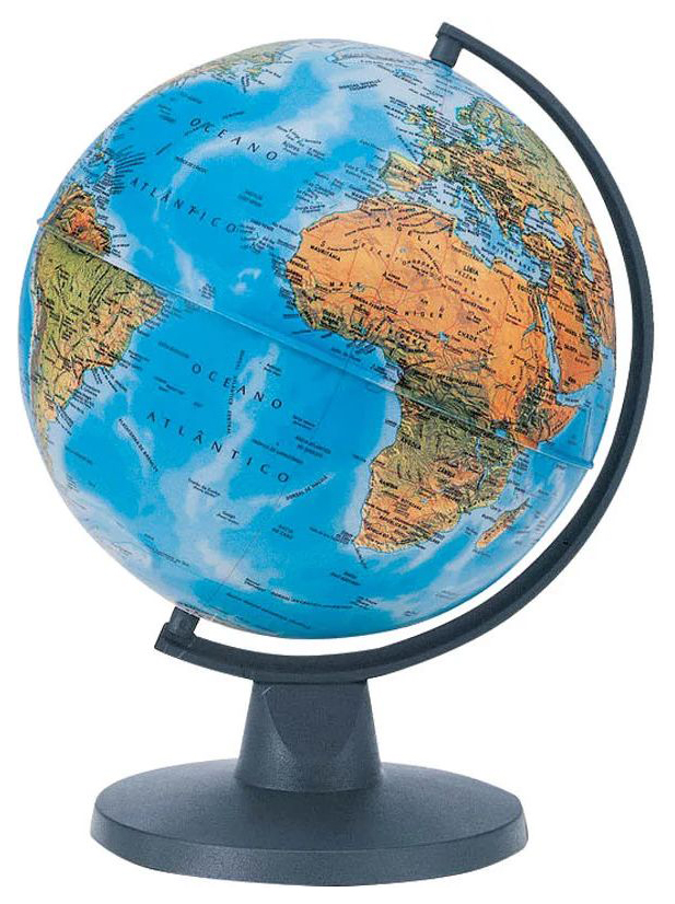 Купить Глобус Nova Rico Mini Физический 16 см, Глобусы