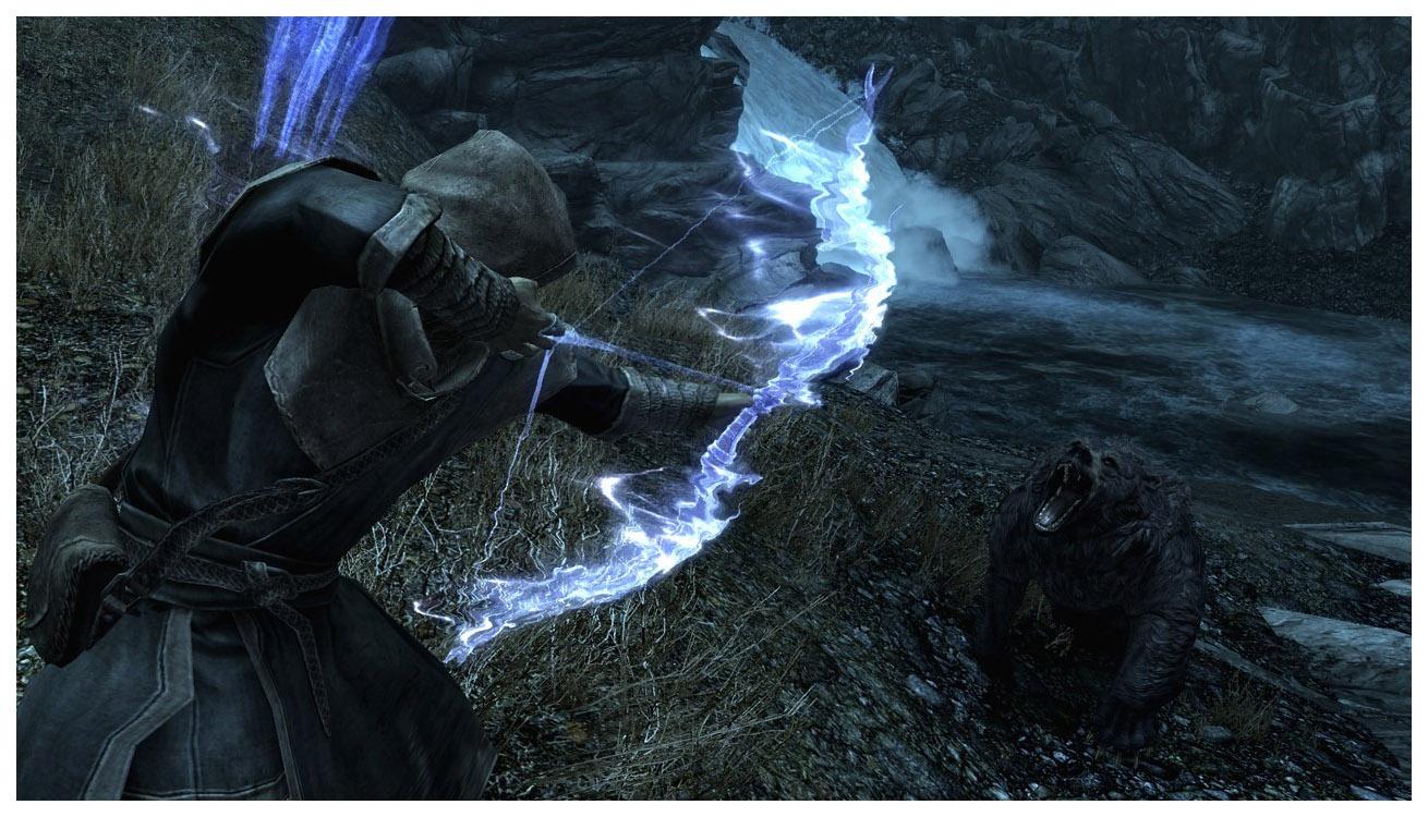 Игра The Elder Scrolls V: Skyrim для Nintendo Switch Bethesda