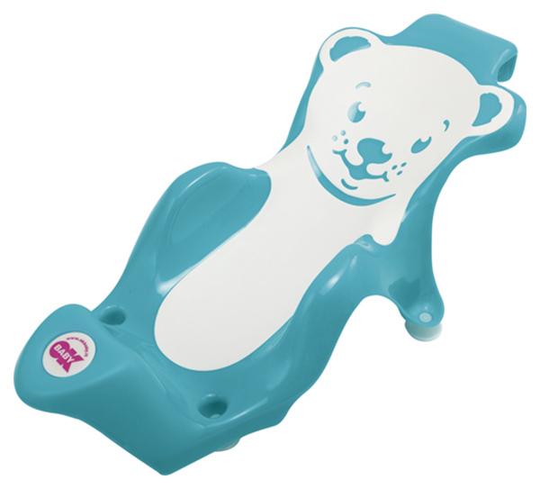 Горка для купания Ok Baby Buddy бирюзовый