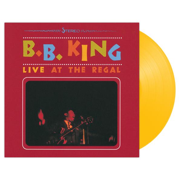 "B.B. King  ""Live At The Regal"" (LP)"