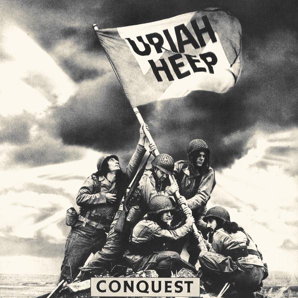 Виниловая пластинка Uriah Heep Conquest (LP), BMG  - купить со скидкой