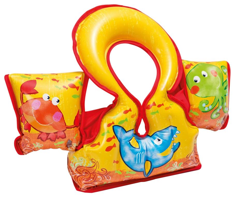 Плавательные жилеты Intex Детский надувной жилет Аква
